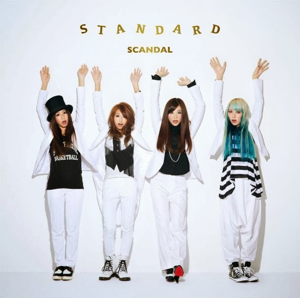 Scandal album Standard