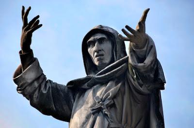 Girolamo Savonarola propugnaba las Hogueras de las Vanidades