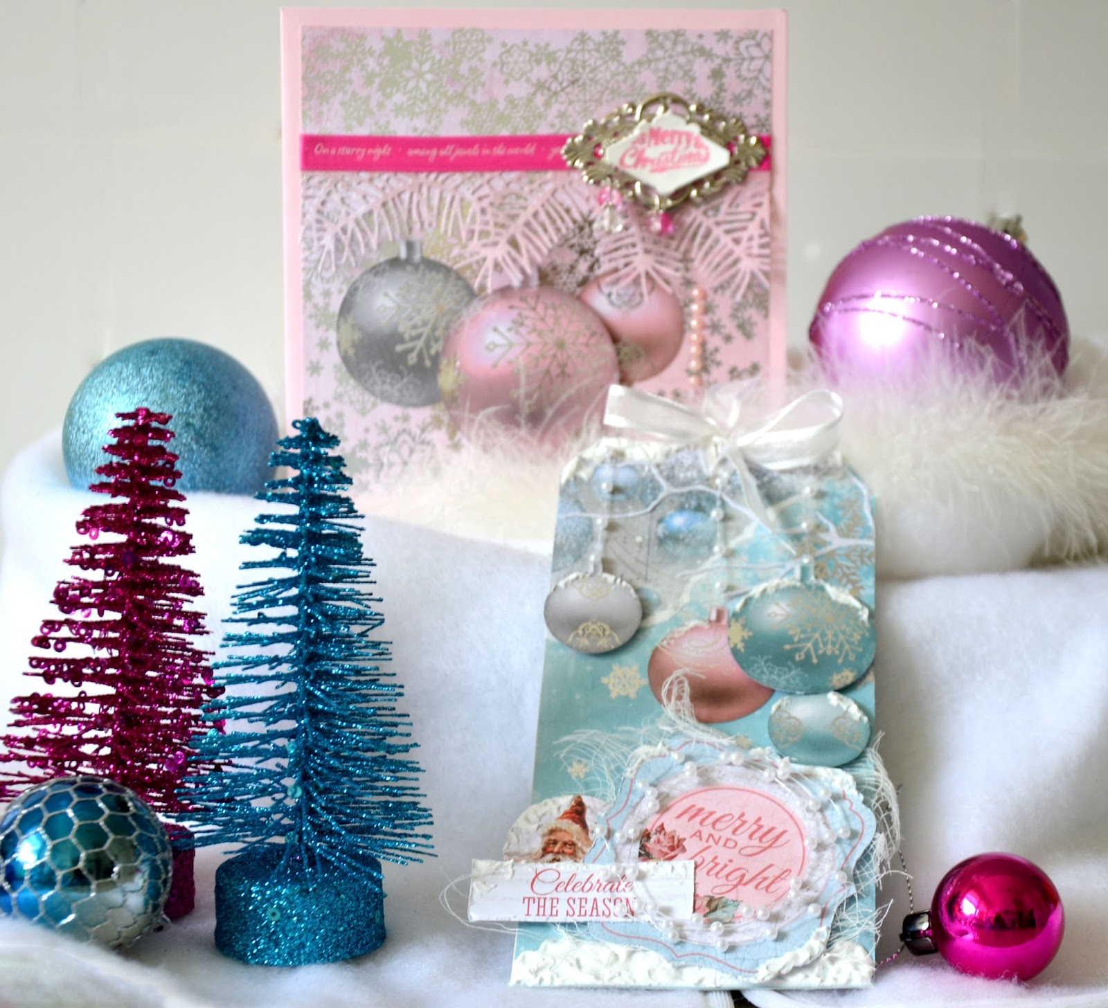 Delightful Paper Pads For Card Making Part - 5: Handmade Christmas Cards