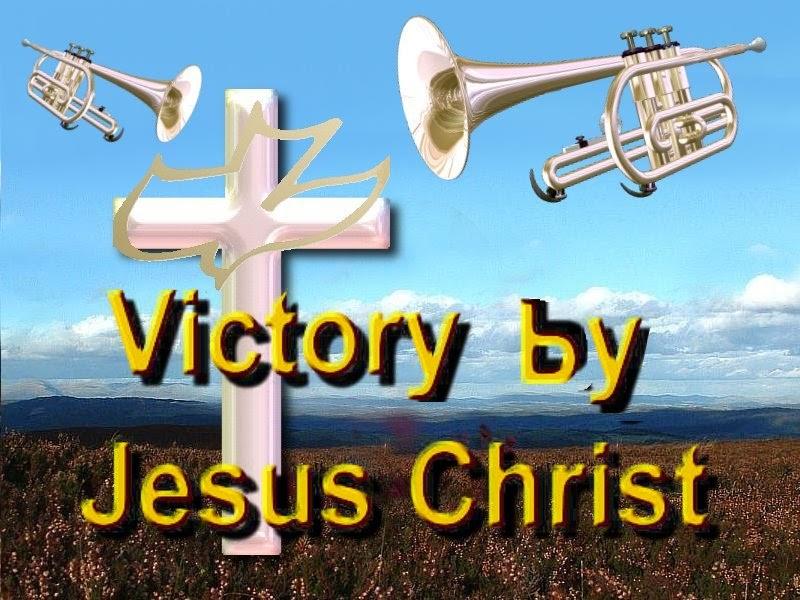Victory Christian Jesus Cakes