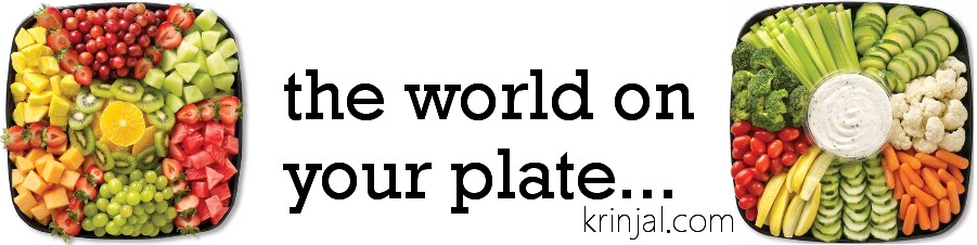 Krinjal.com - the world on your plate...