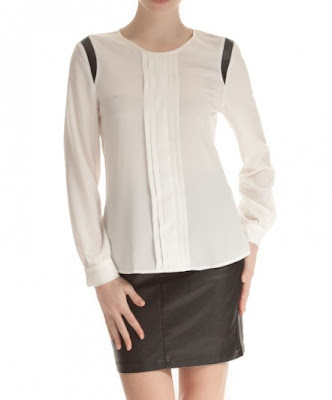 koton bluz ve gömlek modelleri 2014-6