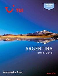 Catálogo Argentina AmbassadorTours 2015