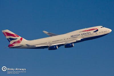 Simulando o voo BA0247: de Heathrow a Guarulhos no Boeing 747  B747-400+inflight