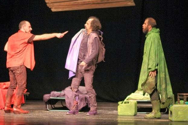 Spettacoli di Teatro a Milano: Una stanza al sud al Teatro Libero fino al 9 dicembre 2013