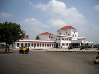 Sainagar Railway Station