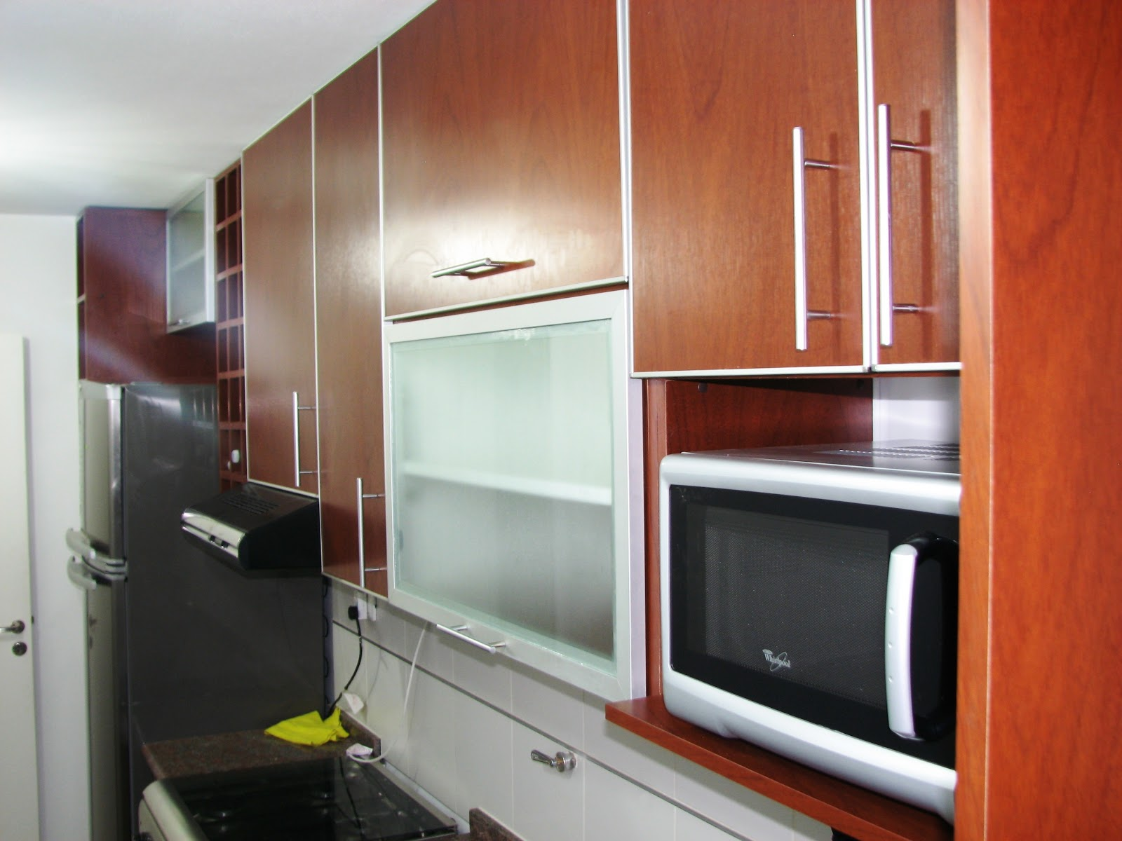 Cocinas y vestidores en mdf cocina de alta gama for Cocinas alta gama
