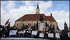 Proteste la Cluj