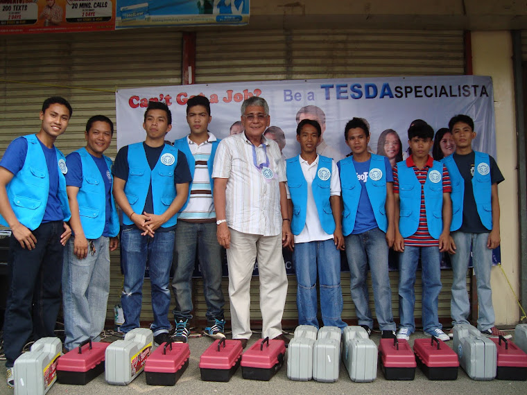TESDA Specialista in Automotive and Vehicle Servies in Kabankalan City