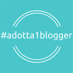 #adotta1blogger