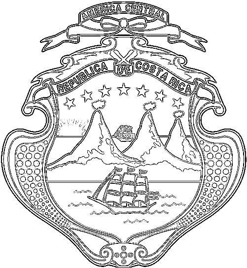 Escudo nacional de venezuela para colorear - Imagui