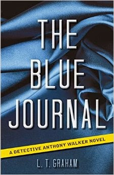 The Blue Journal, L.T. Graham, l t graham, mystery, murder mystery, detective anthony walker