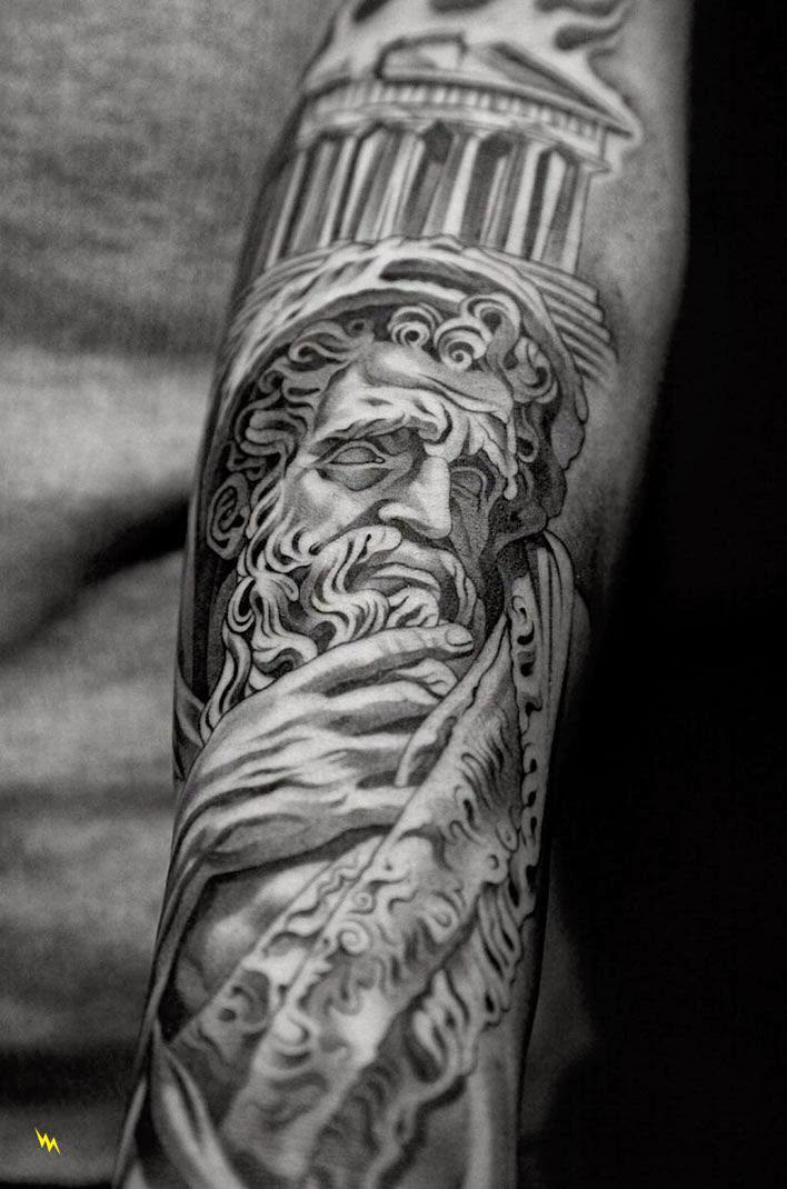 Cool Arm Tattoos for Men