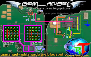 Nokia E5 LCD Screen Display Problem Solution