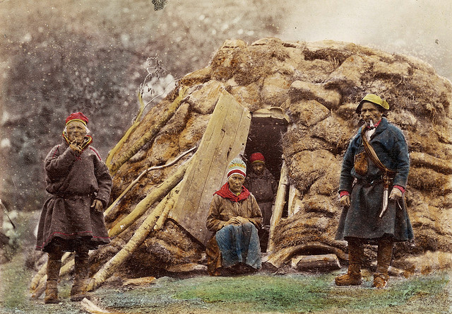 sami people indigenous finland norway