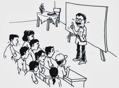 Contoh Pembagian Jam Mengajar Untuk SD