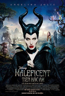 Tiên Hắc Ám - Maleficent