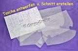 Anleitung Handtasche entwerfen + Schnitt erstellen