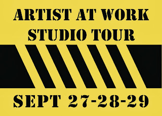 Artist at Work Studio Tour