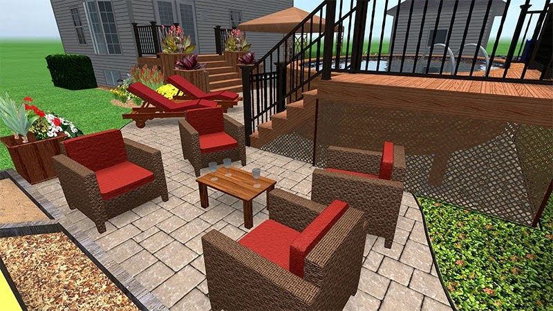 Terrazas Construccin y Decoracion de Terrazas Bonitas Diseo de