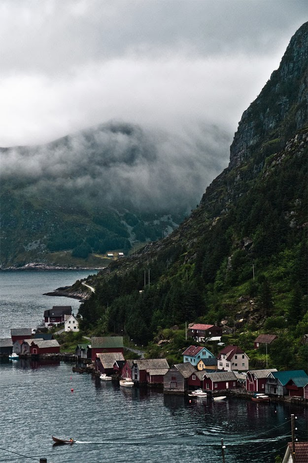 Norway / See and Savor w/Beth Kirby