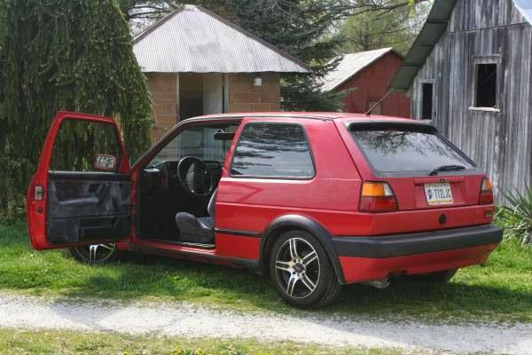 1991 Vw Golf Gti Mk2 For Sale Buy Classic Volks