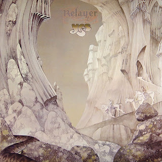 Yes - Relayer album cover