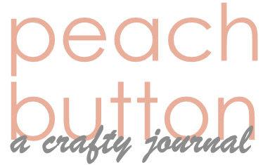 Peach Button