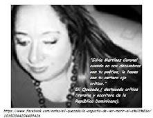 OPINIÓN DE LA CRÍTICA LITERARIA Y ESCRITORA ELI QUEZADA, SOBTRE MI COMPETENCIA.