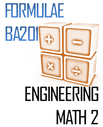 basic engineering mathematics formulas pdf