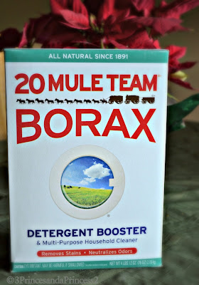 Household Borax Uses