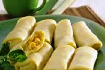 Dadar Gulung Mangga. i-Kuliner