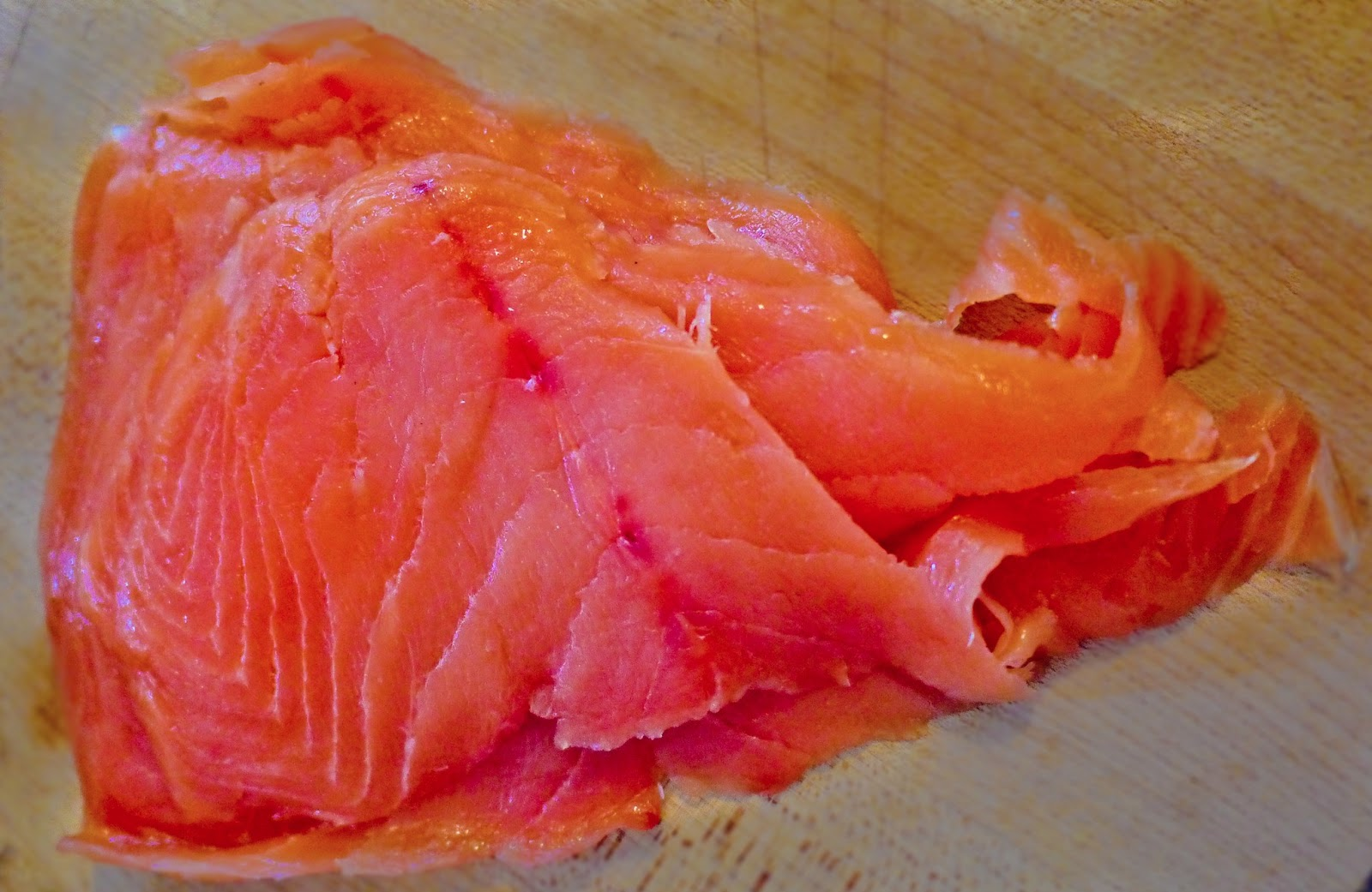 Heritage Food: Smoked Salmon Sandwiches with Dill Butter and ...