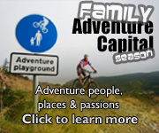 Ad Cap Season Creative 2 Cumbria Adventure Capital UK for families Season