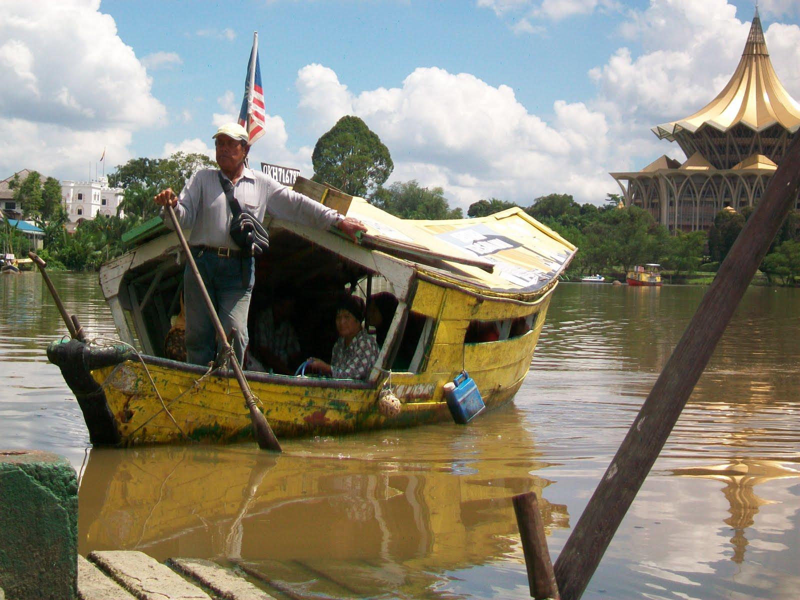 2012, Kuching (Borneo malayo)