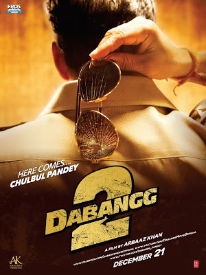 Dabangg 2 (2012) Movie Poster