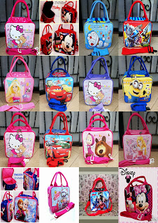 Jual Travel Bag Anak Grosir
