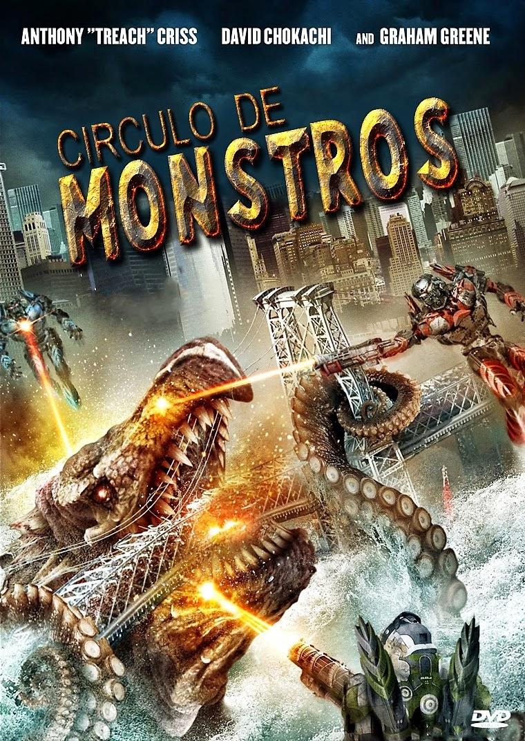 Círculo de Monstros – Dublado (2013)