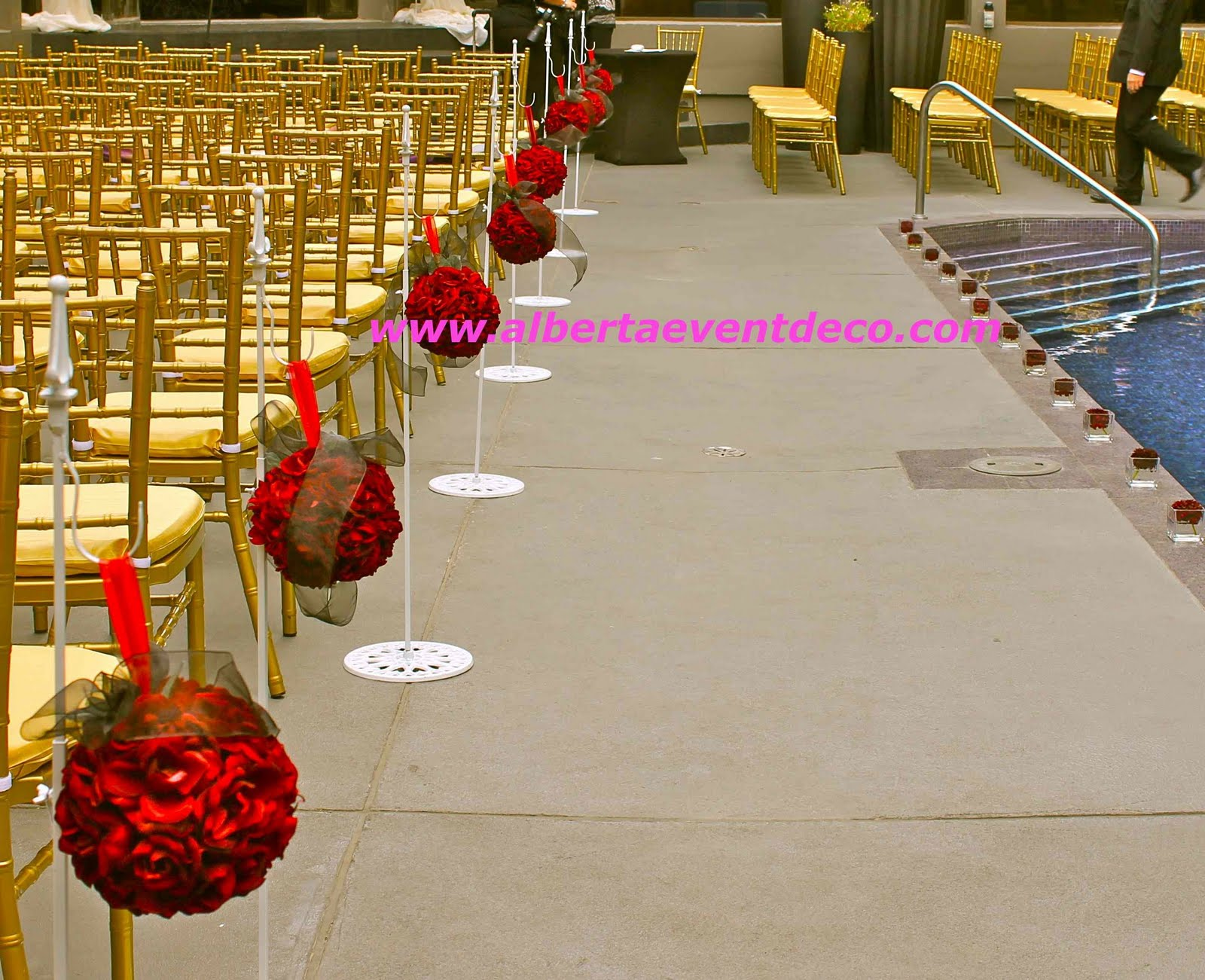 Calgary Wedding Decorator Blog Decor Hotel Arts