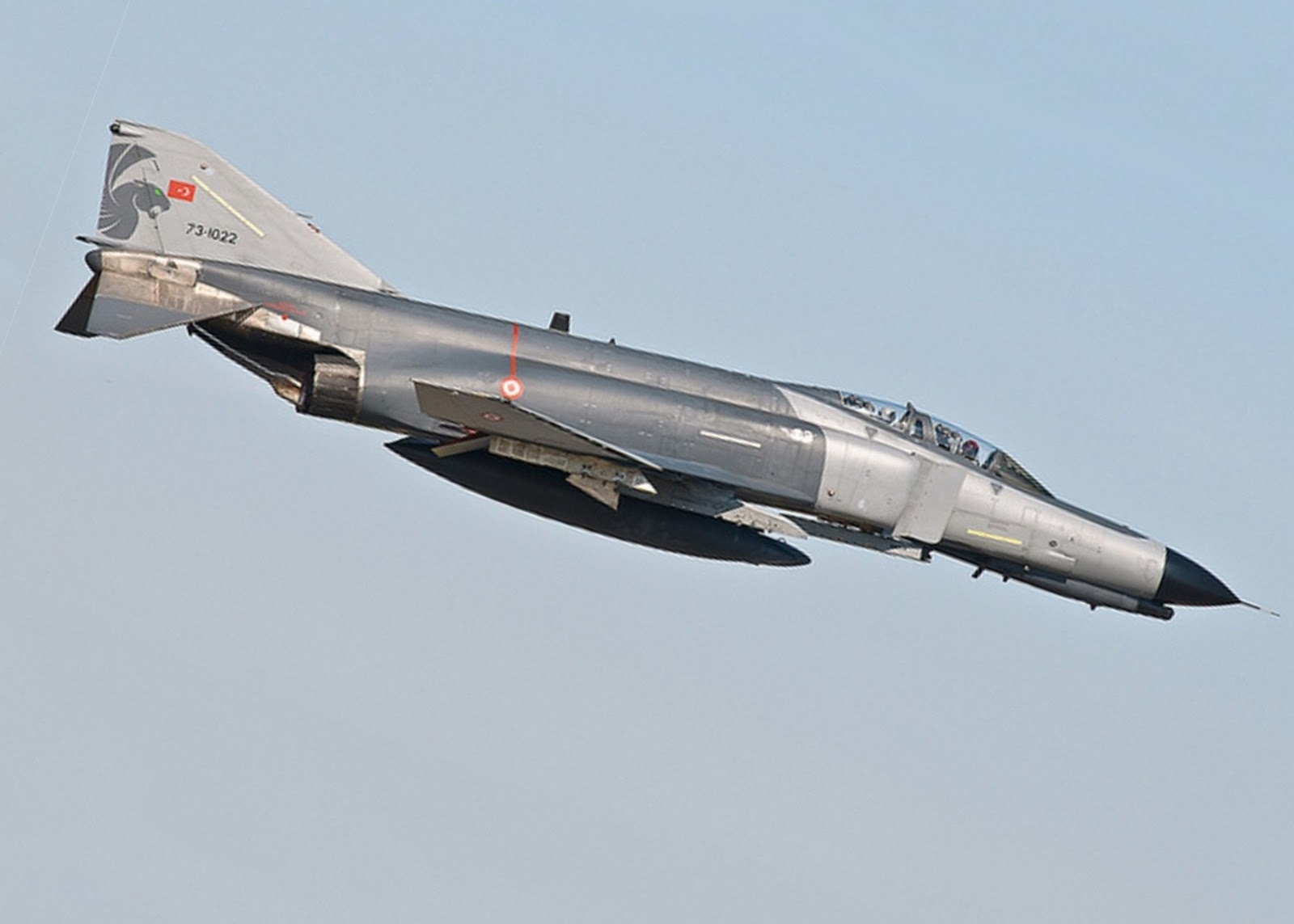Turkish F-4 Phantom II Fighter Jet Crashes, killing 2 | Global Military Review Air Force Fighter Jets