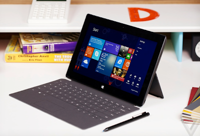 Microsoft Surface Pro 2 with 1.9GHz Intel Core i5-4300U Processor