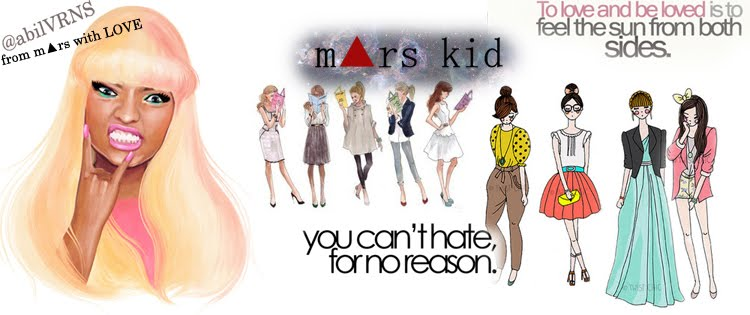 Freakin Kid from M▲RS