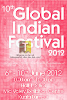 10th Global Indian Festival 2012