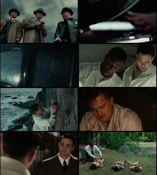 Shutter Island 2010 Dual Audio Hindi 720p BRRip