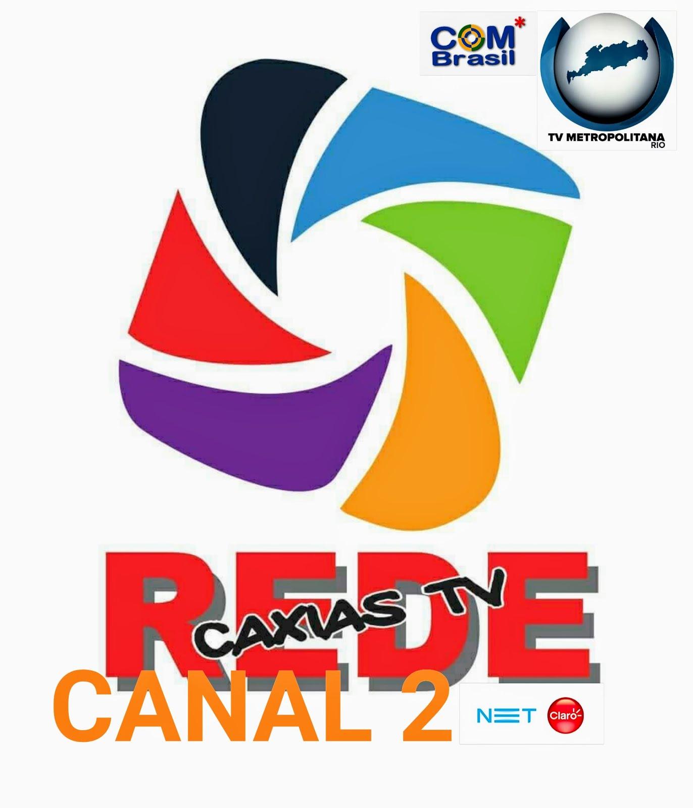 Também pelo canal comunitário em Caxias RJ