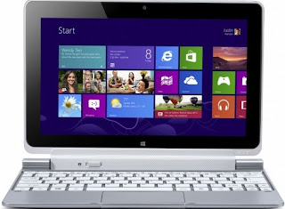 Windows 8 Acer Iconia W510