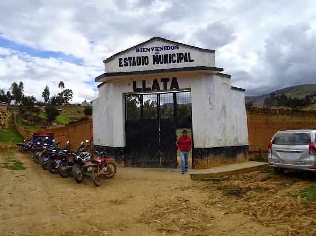 LOS CUATRO EQUIPOS DEL DISTRITO DE LLATA ELIMINADOS