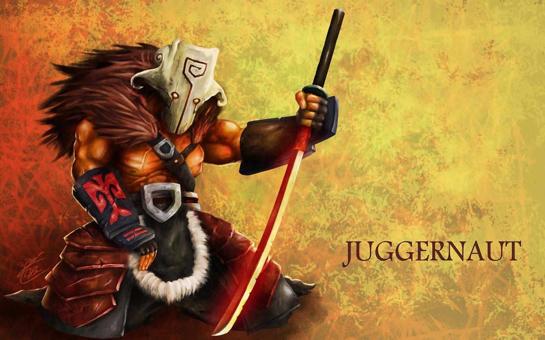yurnero juggernaut wallpaper