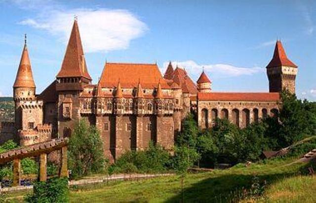 Castelul Corvinilor Hhunedoara