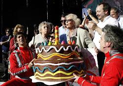 ¡Feliz cumpleaños Abuelas de Plaza de Mayo!
